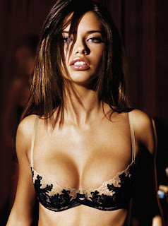 Adriana Lima causing a lot of heat