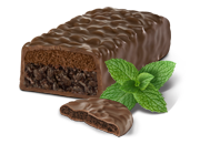Chocolate Mint Cookie Crunch Balance Bar