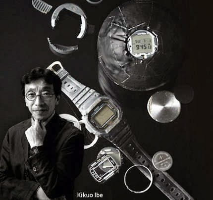 A brilliant young engineer - Kikuo Ibe