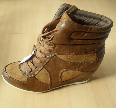 Next high top wedges