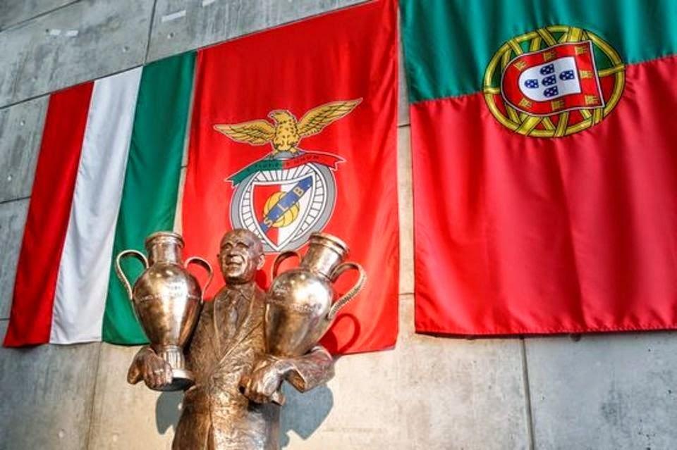 Estátua Béla Guttmann, Norbert Konkoly, Maldição, Estádio da Luz, Sport Lisboa e Benfica