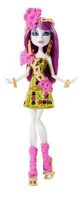 TOYS : JUGUETES - MONSTER HIGH Spectra Vondergeist | Doll - Muñeca Producto Oficial 2015 | Mattel DKX97 | A partir de 6 años Comprar en Amazon España & buy Amazon USA