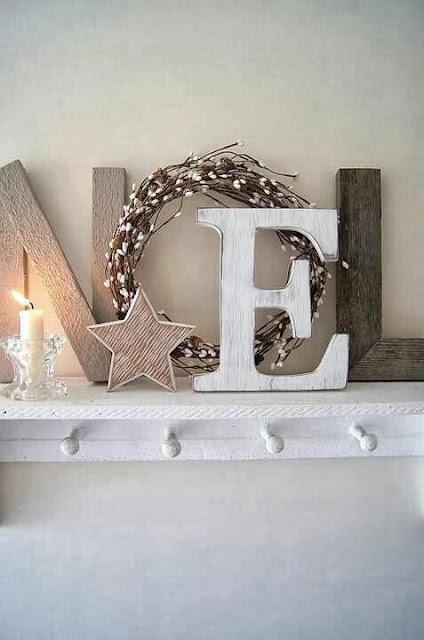 Świąteczne dekoracje ręcznie robione