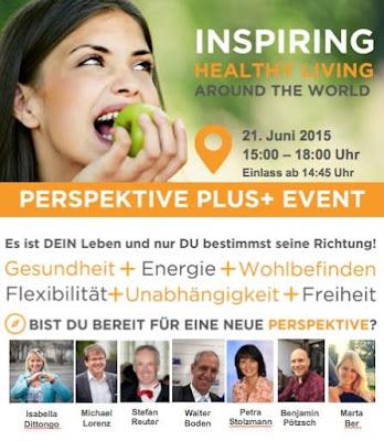 Perspektive Plus Event-Veranstaltung in Seligenstadt 21 Juni 2015