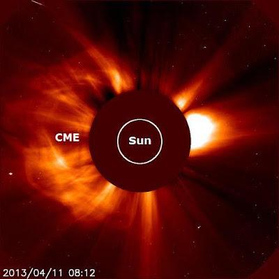LLAMARADA SOLAR CLASE M6.5, 11 DE ABRIL DE 2013