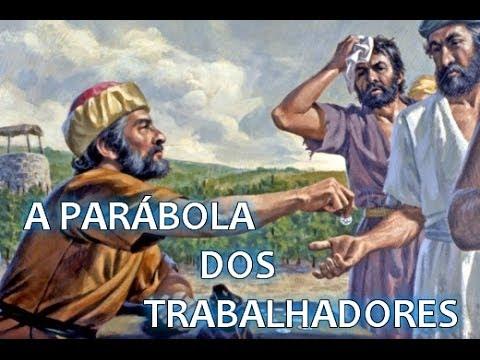 Resultado de imagem para Os trabalhadores da vinha (Mt 20.1-16) - Parábola