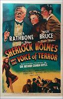 Portada Sherlock Holmes y la voz del terror
