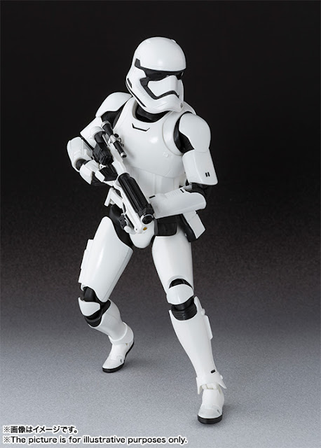 S.H.Figuarts First Order Stormtrooper Star Wars