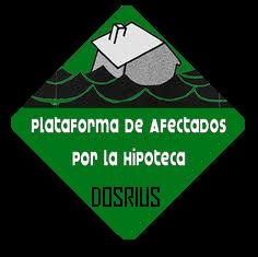 Plataforma de afectados por la hipoteca en Dosrius