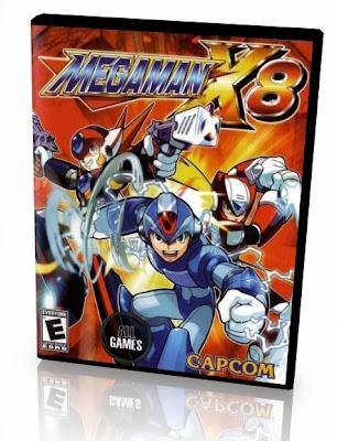 Download Mega Man X8 For PC