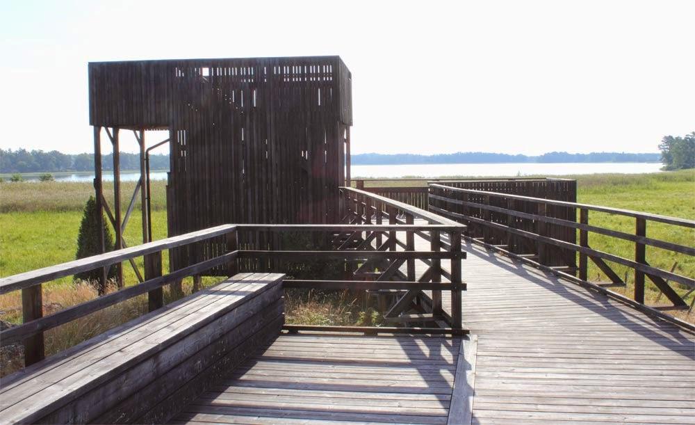 Birdtower, Ängsö/Engsö