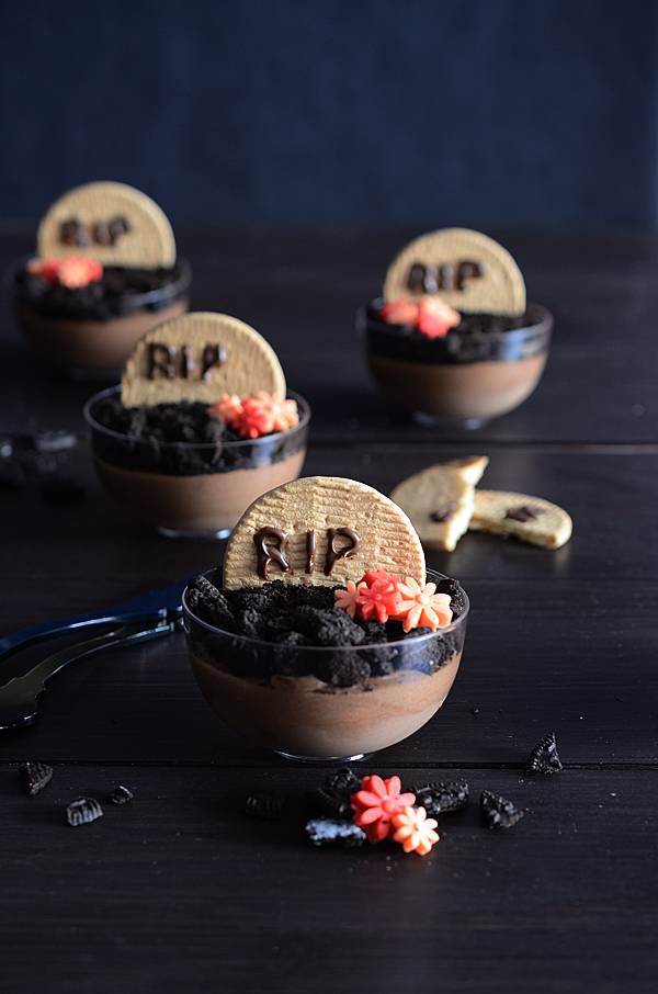 Postre de chocolate para halloween - Recetas nestle postres chocolate para fundir ...