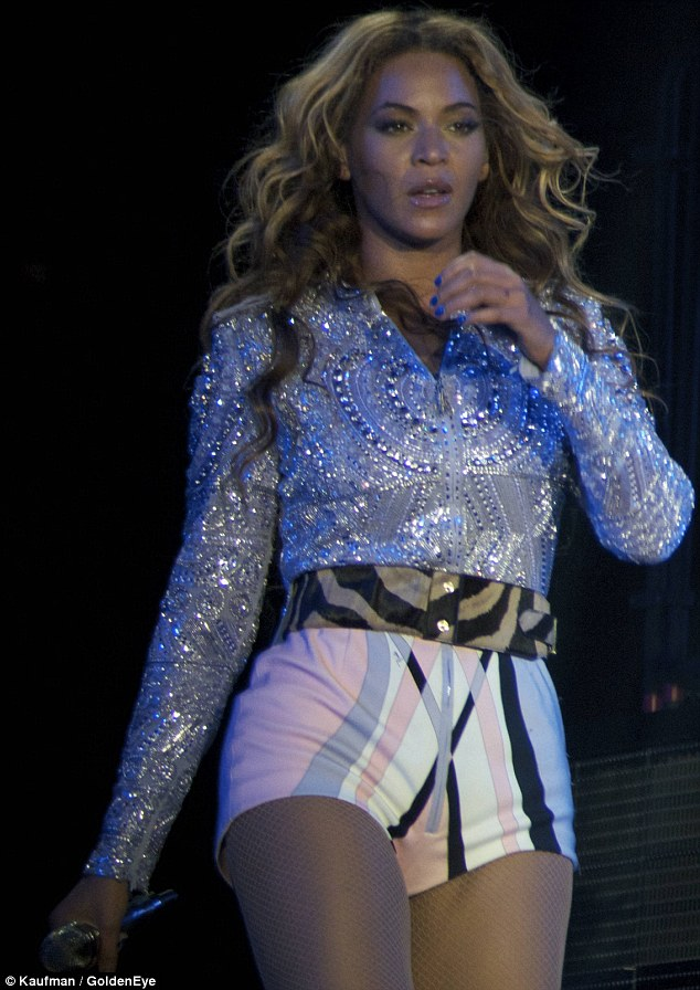 beyonce outfits - photo #4