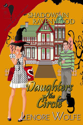 Daughters of the Circle (Book One, Shadows in Ravenwood)