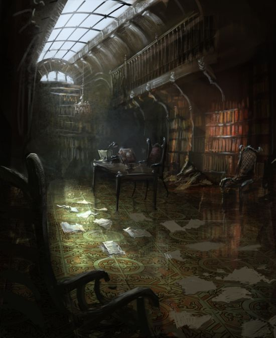 Darek Zabrocki daroz deviantart illustrations concept art fantasy games Library