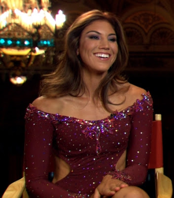 Hope Solo DWTS