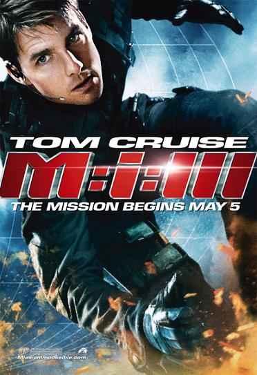 Mission Impossible 3 ผ่าปฏิบัติการสะท้านโลก 3