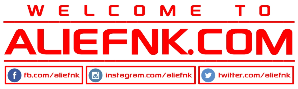 ALiefNK.com - 2017/2018