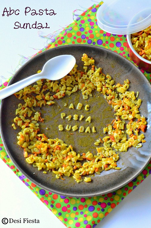 pasta indian style