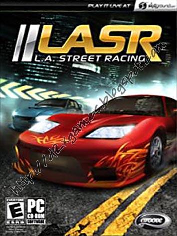 Free Download Games - LA Street Racing