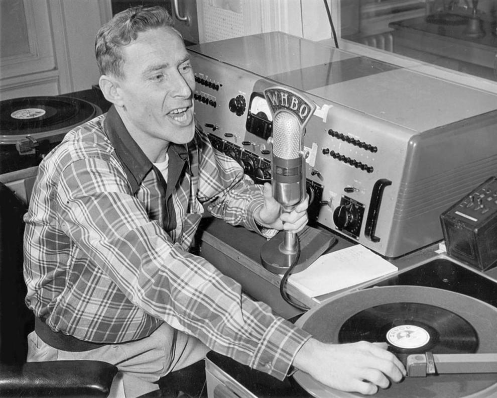 Radio DJ History