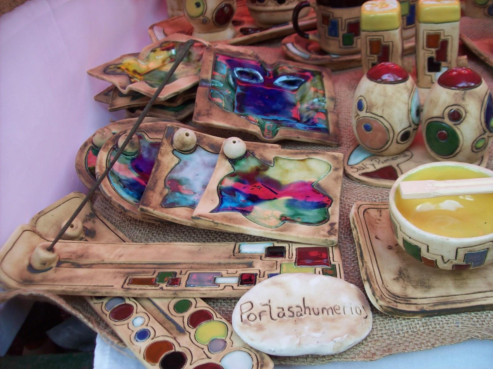 Ceramica Artesanal Melipal Porta Sahumerios