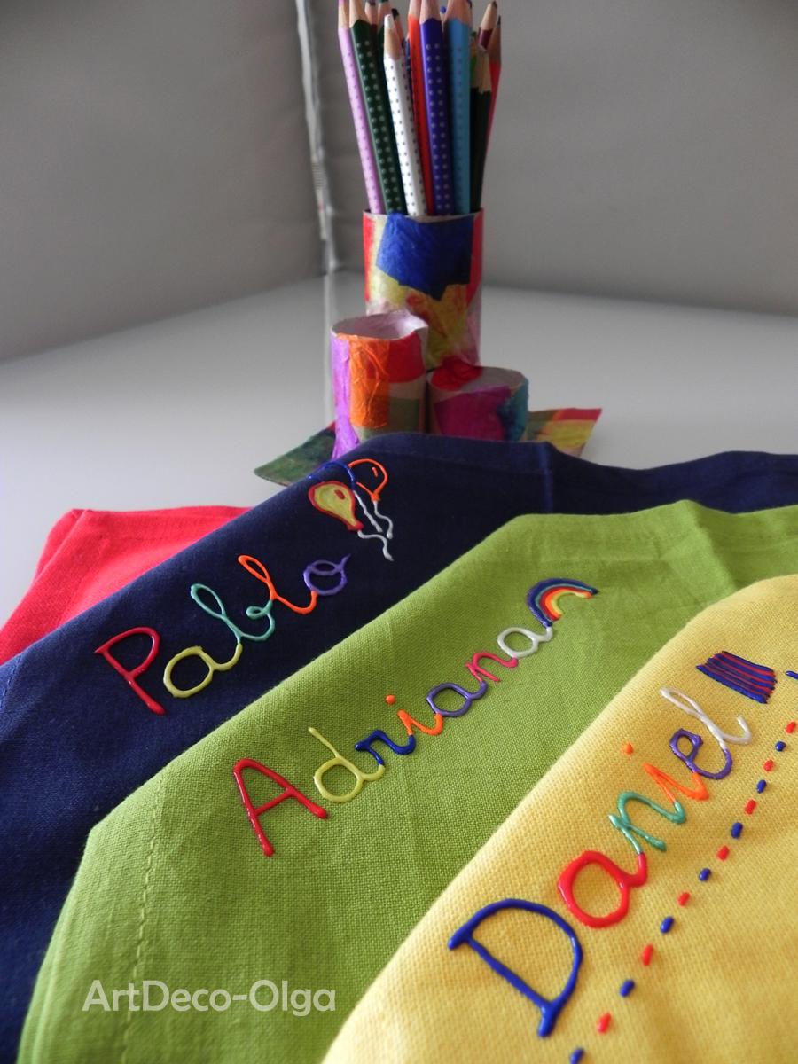 Artdec servilletas personalizadas - Servilletas personalizadas ...