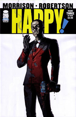 Happy # 3 - Grant Morrison Darick Robertson