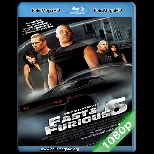 RAPIDOS Y FURIOSOS 6 [EXTENDED] (2013) FULL 1080P HD MKV ESPAÑOL LATINO