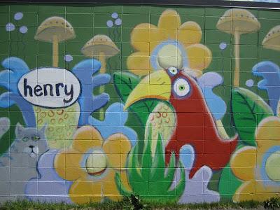 Henry Mural