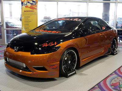 Tuning cars and News  Honda Civic Tuning