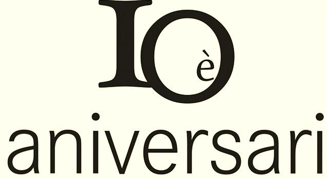 10è aniversari