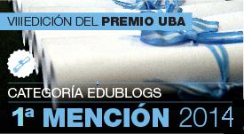 Premio UBA 2014.