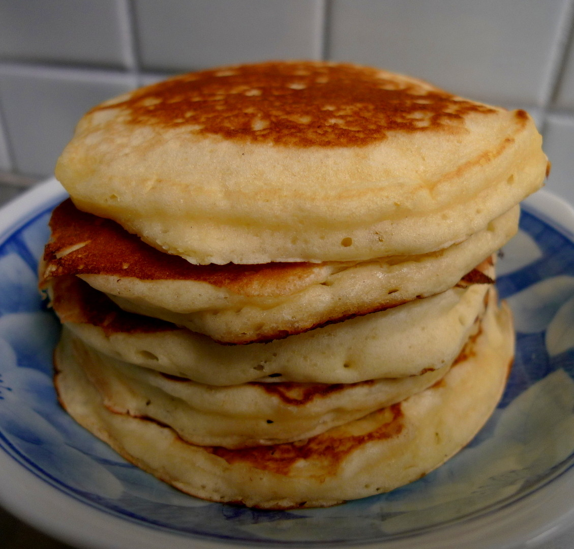 SWEET AS SUGAR COOKIES: Ultimate Fluffy Pancakes - Secret Recipe Club