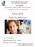 Encontro com o escritor e ilustrador Pedro Seromenho