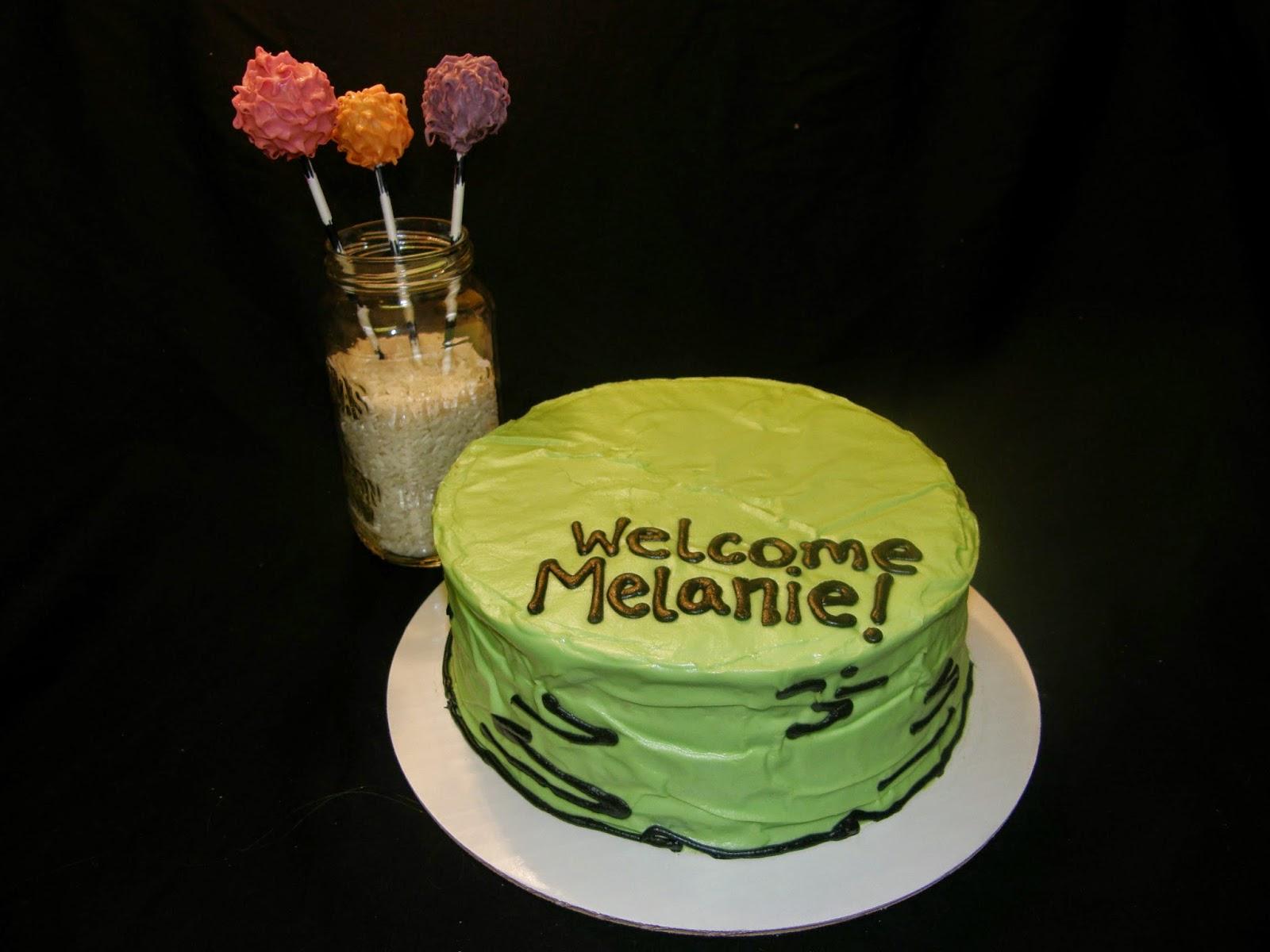 Mrs Lydias Kitchen Dr Seuss Baby Shower Cake