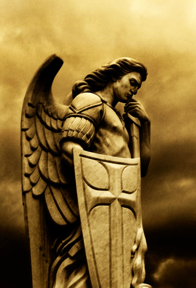essay on saint michael the archangel