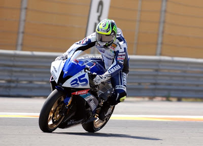 Tech 3 Yamaha 2011 Team