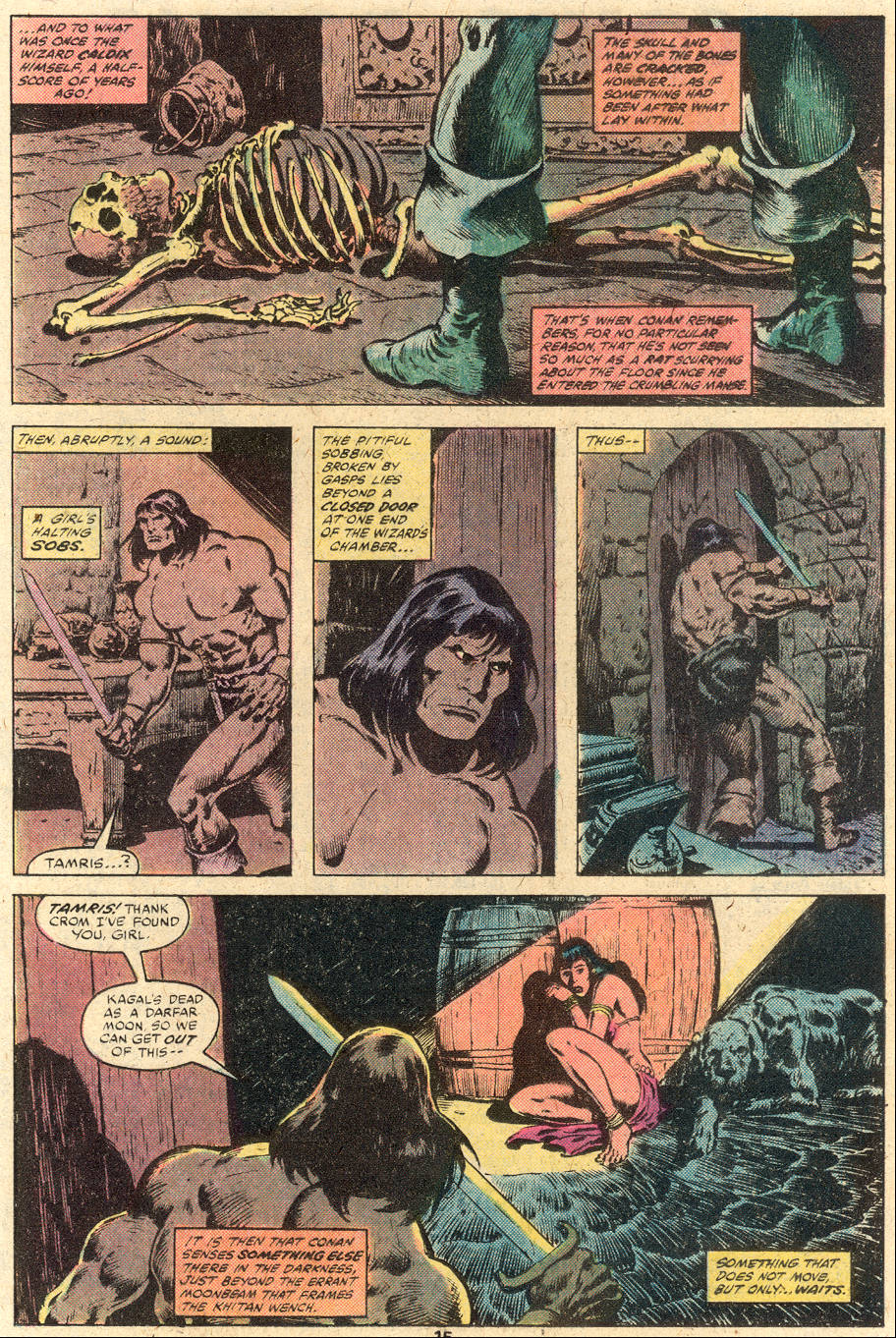 Conan the Barbarian (1970) Issue #114 #126 - English 11