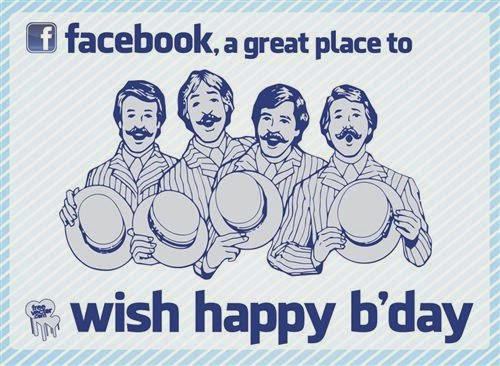 Beautiful Happy Birthday Wishes For Facebook