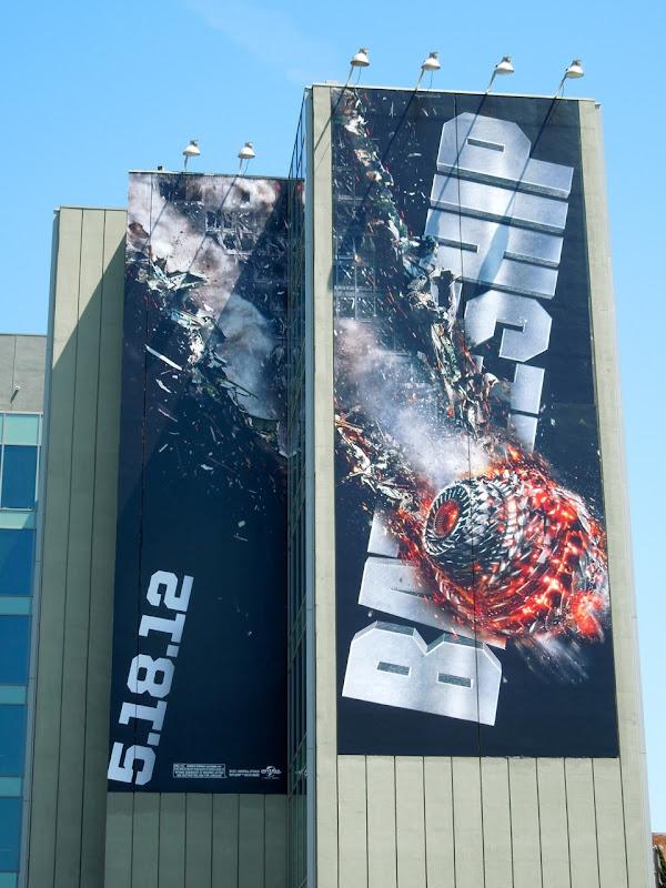 Battleship movie billboard