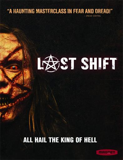 Ver Last Shift (2014) Online