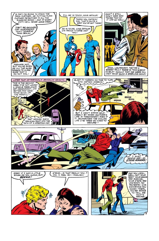 Captain America (1968) Issue #271 #187 - English 10