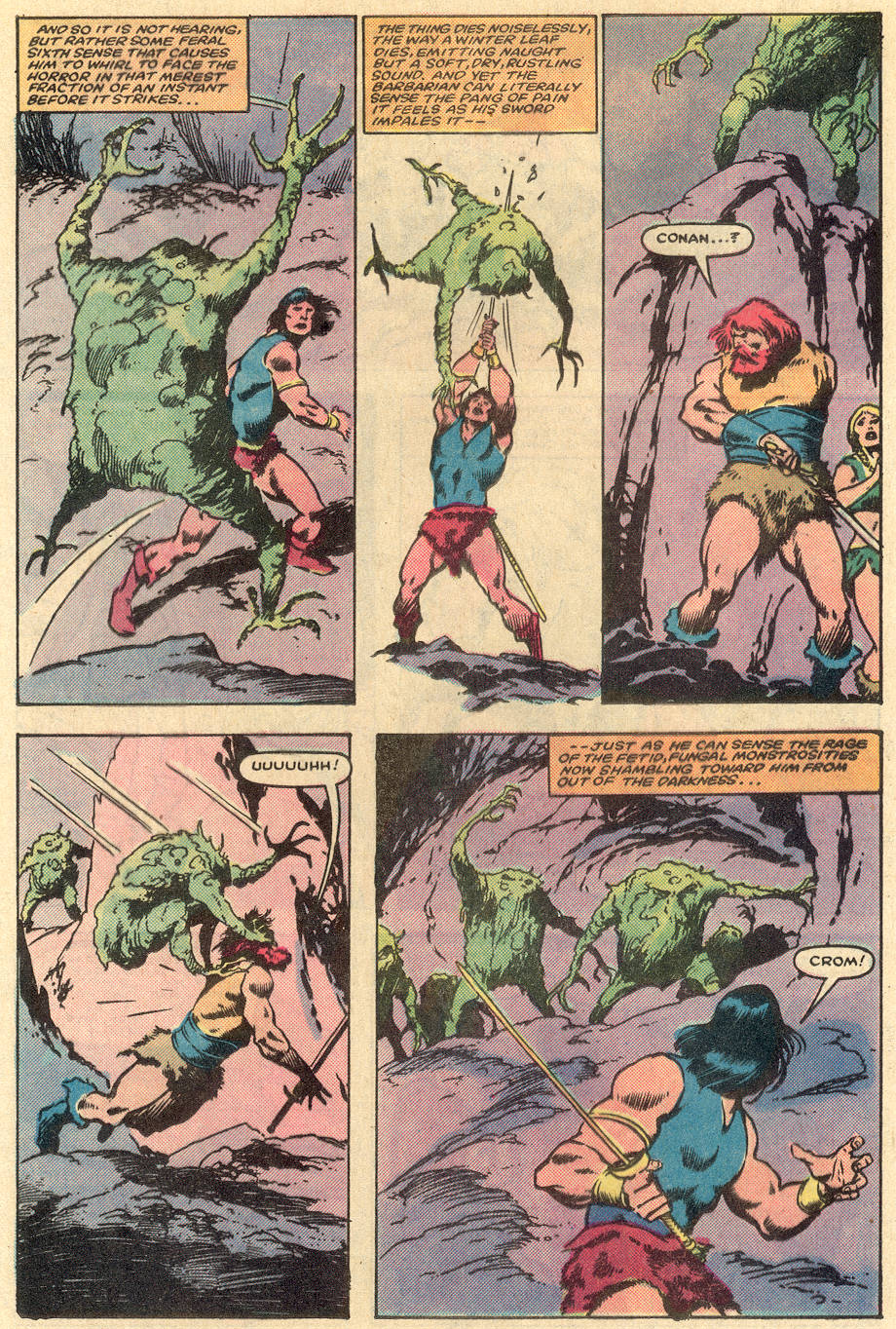 Conan the Barbarian (1970) Issue #163 #175 - English 16