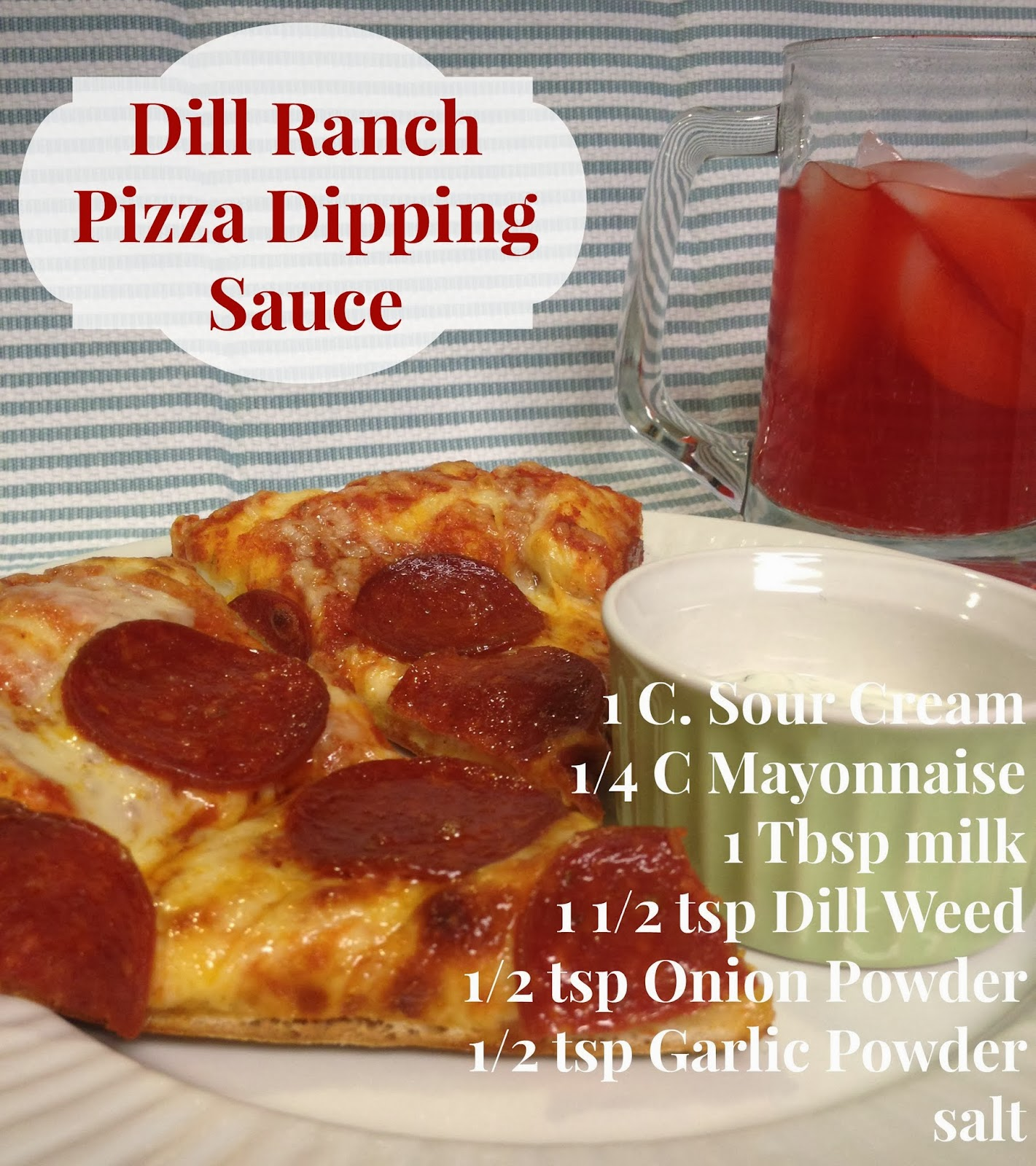 Dill Ranch Dipping Sauce #gametimegoodies #shop #cbias #digiorno #walmart