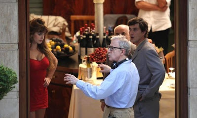 To Rome With Love movie directed by Woody Allen