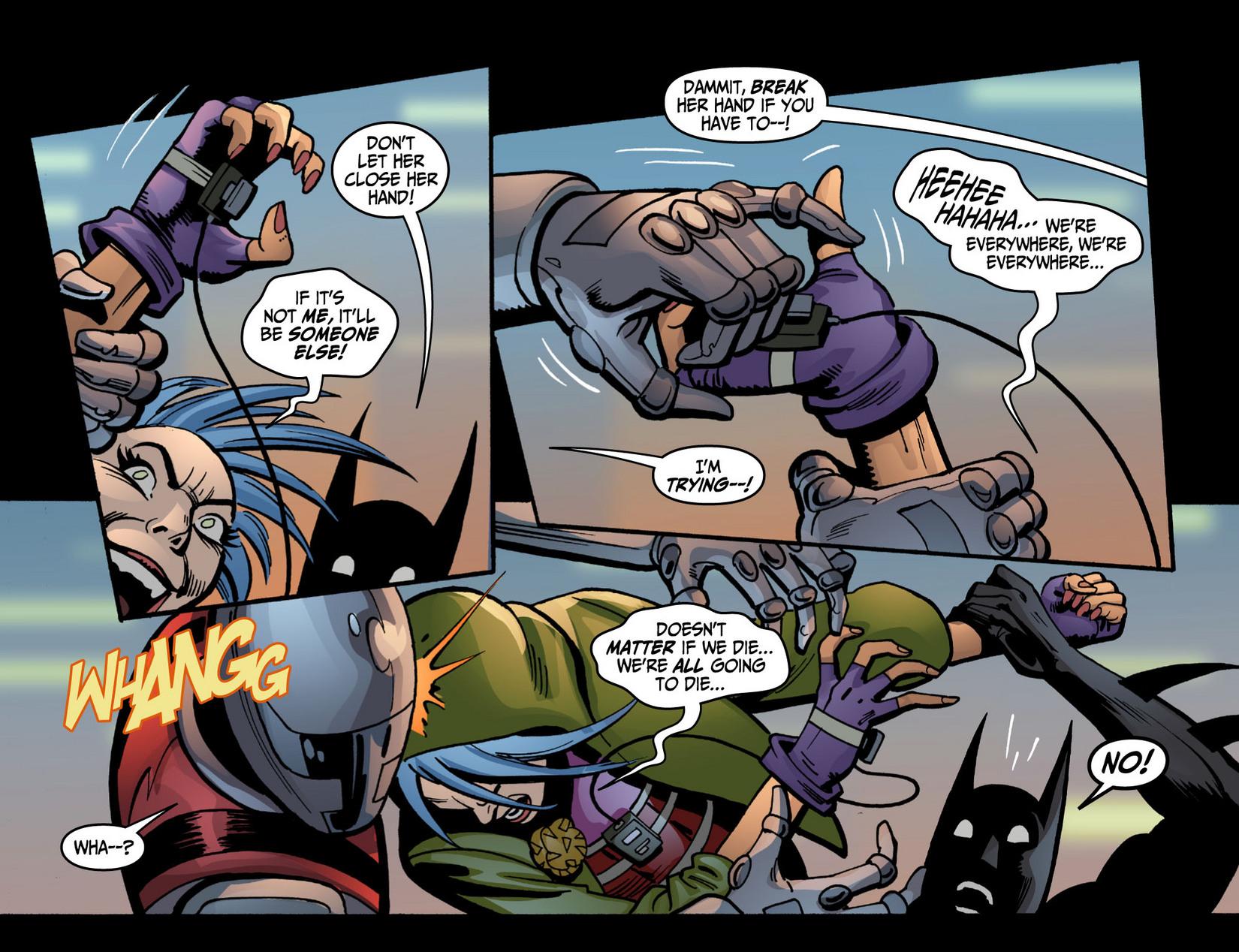 Batman Beyond (2012) Issue #12 #12 - English 5