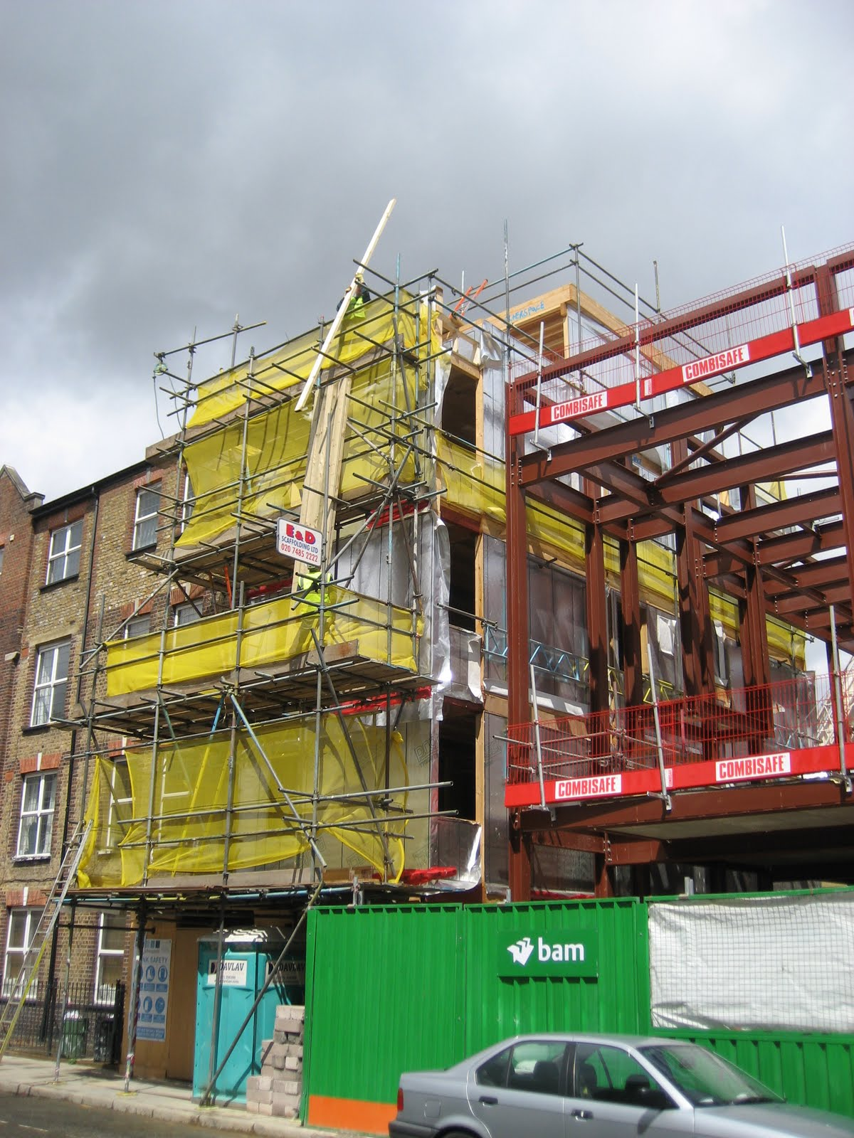 xsite blog timber apartments top out in london