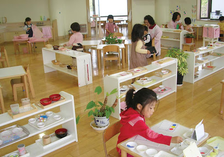 montessori prepared environment essay A montessori classroom is commonly referred to as a prepared environment here, a learning laboratory has been created in.