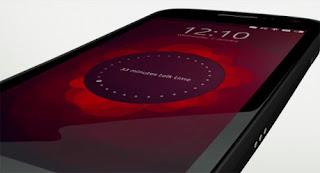 Ubuntu Dekati Galaxy Nexus
